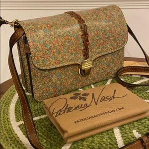 Patricia Nash Crossbody with Dust Bag